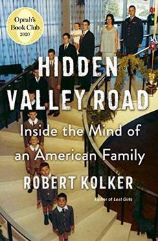 Hidden Valley Road Book Jacket