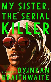 Book Jacket: My Sister, the Serial Killer