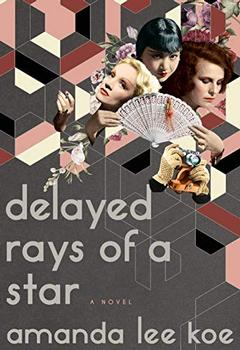 Book Jacket: Delayed Rays of a Star