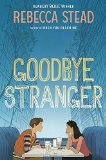 Goodbye Stranger Book Jacket