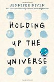 Book Jacket: Holding Up the Universe