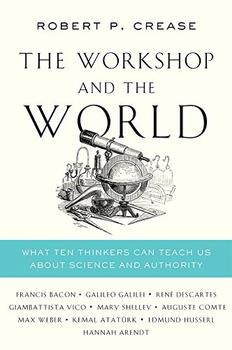 Book Jacket: The Workshop and the World