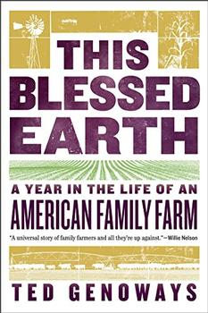 Book Jacket: This Blessed Earth