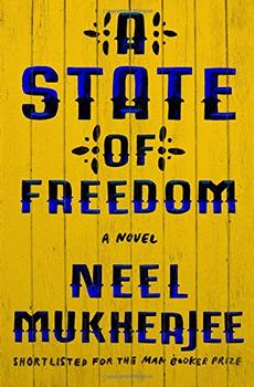 Book Jacket: A State of Freedom
