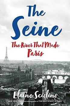Book Jacket: The Seine