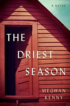Book Jacket: The Driest Season