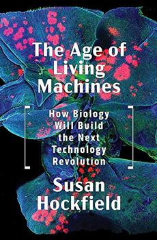 Book Jacket: The Age of Living Machines