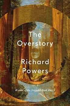 Book Jacket: The Overstory