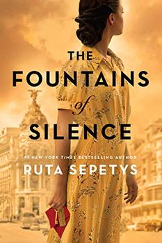 Book Jacket: The Fountains of Silence