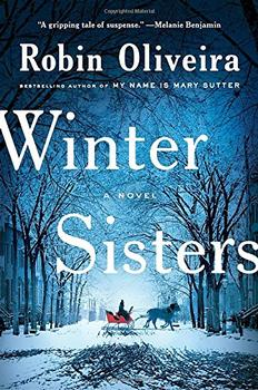 Book Jacket: Winter Sisters