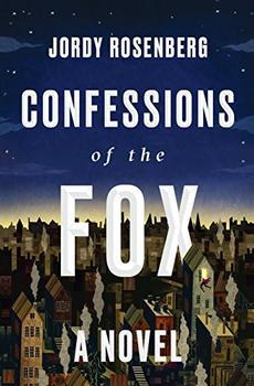 Book Jacket: Confessions of the Fox