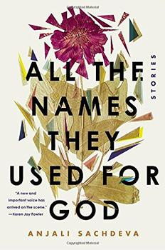 Book Jacket: All the Names They Used for God