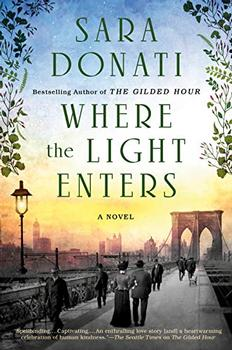 Book Jacket: Where the Light Enters