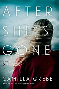 Book Jacket: After She's Gone