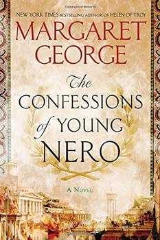 Book Jacket: The Confessions of Young Nero