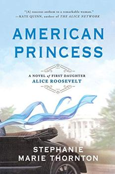 Book Jacket: American Princess