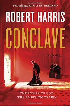 Book Jacket: Conclave