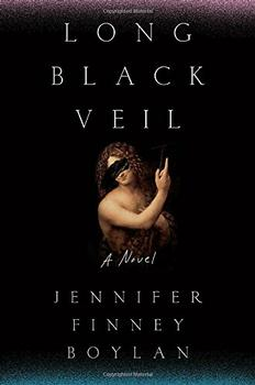 Book Jacket: Long Black Veil