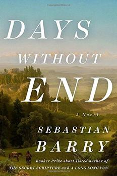 Book Jacket: Days Without End