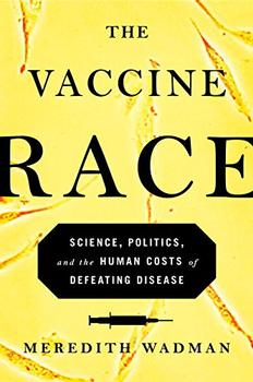 Book Jacket: The Vaccine Race