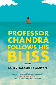 Book Jacket: Professor Chandra Follows His Bliss