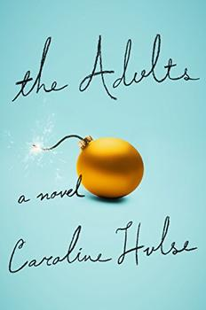 Book Jacket: The Adults