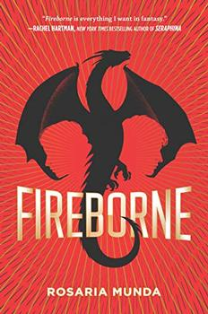 Book Jacket: Fireborne
