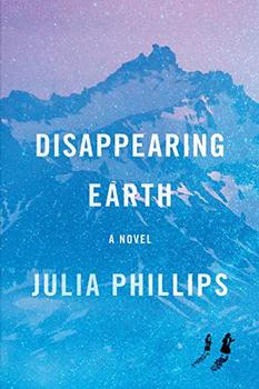 Book Jacket: Disappearing Earth