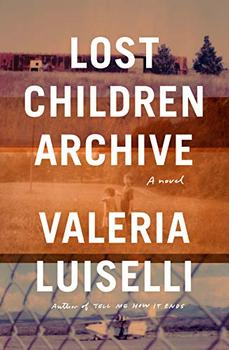 Book Jacket: Lost Children Archive