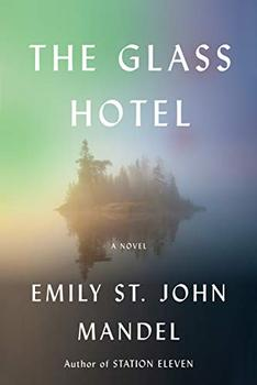 Book Jacket: The Glass Hotel