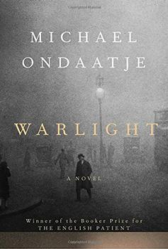 Book Jacket: Warlight