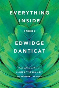 Book Jacket: Everything Inside