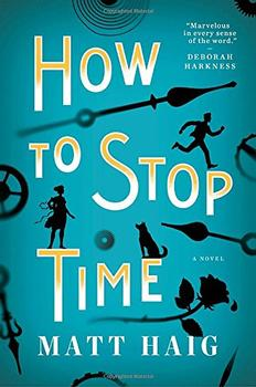 Book Jacket: How to Stop Time