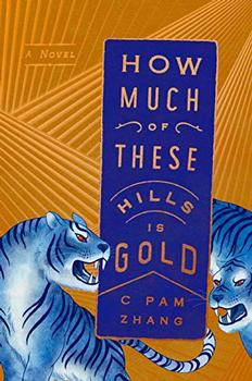 Book Jacket: How Much of These Hills Is Gold