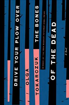 Book Jacket: Drive Your Plow Over the Bones of the Dead