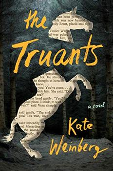 Book Jacket: The Truants