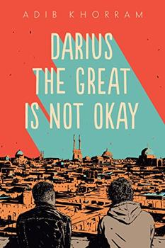 Book Jacket: Darius the Great Is Not Okay