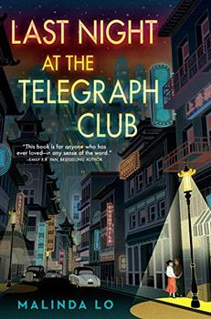 Book Jacket: Last Night at the Telegraph Club