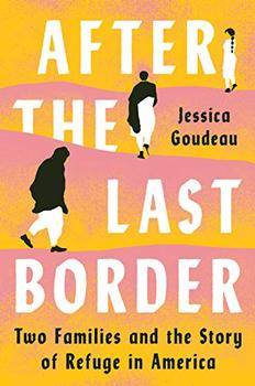 Book Jacket: After the Last Border