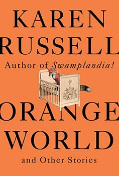 Book Jacket: Orange World and Other Stories