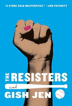 Book Jacket: The Resisters