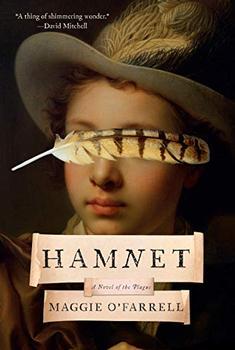 Hamnet Book Jacket
