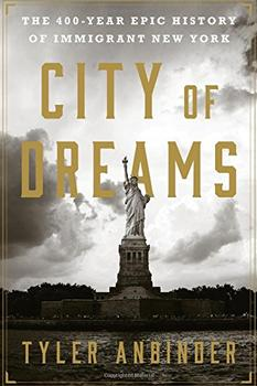 City of Dreams Book Jacket