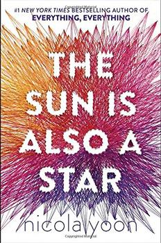 Book Jacket: The Sun Is Also a Star