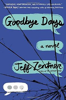 Book Jacket: Goodbye Days