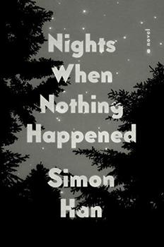 Book Jacket: Nights When Nothing Happened