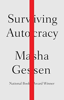 Book Jacket: Surviving Autocracy