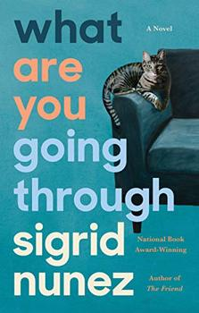 Book Jacket: What Are You Going Through