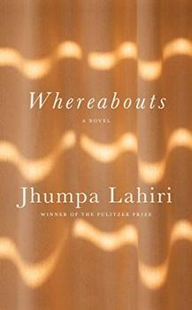 Cover of Whereabouts by Jhumpa Lahiri