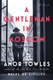 Book Jacket: A Gentleman in Moscow